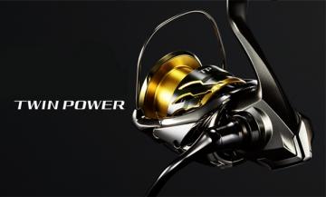 Катушки Shimano 20 Twin Power - модель 2020 года