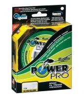 Шнур POWER PRO Super Lines Hi-Vis Yellow 135m 0.13mm 8kg/18lb