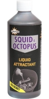 Ароматизатор DYNAMITE BAITS Squid & Octopus Liquid Attractant, 500ml