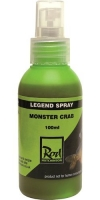 Ароматизатор спрей Rod Hutchinson Legend Dip Spray Monster Crab 100ml