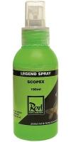 Ароматизатор спрей Rod Hutchinson Legend Dip Spray Scopex 100ml