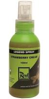 Ароматизатор спрей Rod Hutchinson Legend Dip Spray Strawberry Cream 100ml