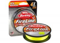 Шнур Berkley FireLine® Ultra 8 150m 0.39mm 65lb/29.1kg Fluo Green