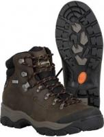 Ботинки PROLOGIC Kiruna Leather, 43 Dark Brown
