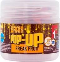 Бойлы плавающие BRAIN F1 Freak Fruit 10mm, 20g