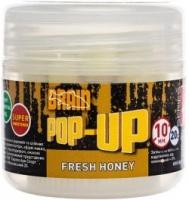 Бойлы плавающие BRAIN F1 Fresh Honey 10mm, 20g