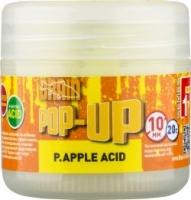Бойлы плавающие BRAIN Pop-Up F1 P.Apple Acid 12mm 15g