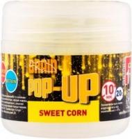 Бойлы плавающие BRAIN F1 Sweet Corn 10mm, 20g