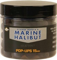 Бойлы плавающие DYNAMITE BAITS Marine Halibut 15mm