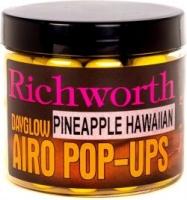 Бойлы плавающие RICHWORTH Pineapple Hawaiian Pop-Ups 15mm