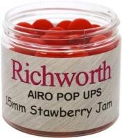 Бойлы плавающие RICHWORTH Strawberry Jam Pop Ups 15mm