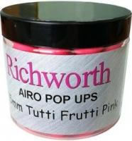 Бойлы плавающие RICHWORTH Tutti Frutti Pink Pop-Ups 15mm
