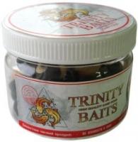 Бойлы плавающие TRINITY BAITS White & Dark Chocolate 14mm 40g