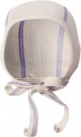 Детский чепчик NORVEG Soft Bonnet, 56-62 молочный