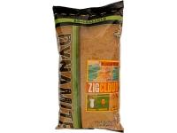 Прикормка DYNAMITE BAITS Zig Cloud - Muddy Mix, 2kg