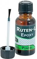 Эпоксидный лак для удилищ SAENGER Ruten-Lack Epoxy 20ml