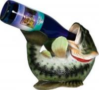 Фиксатор под бутылку River's Edge Bass Wine Bottle Holder