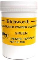 "Краситель RICHWORTH Concentrated Powder Colouring ""GREEN"""