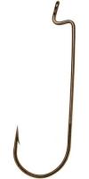 Крючки офсетные VMC 8313 BZ Vanadium Round Bend Worm Hook №3/0 x10