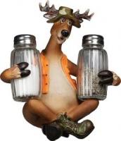 Кухонный набор River's Edge Deer Salt & Pepper Set