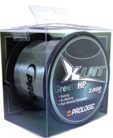 Леска PROLOGIC XLNT HP 1000m 20lbs/9.8kg 0.38mm Moss Green