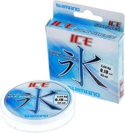 Леска SHIMANO Silk Shock Ice 50m 0.08mm
