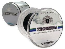 Леска Shimano Technium 1/4 PND SPL 300м 0,28 мм  (метал.банка)
