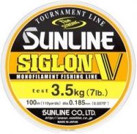 Леска SUNLINE Siglon V 100m #1.2/0.185mm