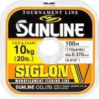 Леска SUNLINE Siglon V 100m #5.0/0.371mm