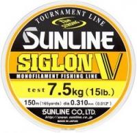 Леска SUNLINE Siglon V 150m #3.0/0.285mm Mist Green