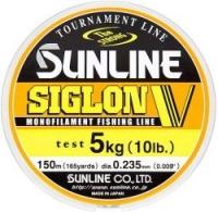 Леска SUNLINE Siglon V 150m #2.5/0.260mm Mist Green