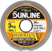 Леска SUNLINE Siglon V 30m #1.0/0.165mm Mist Green