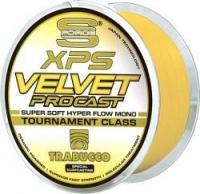 Леска TRABUCCO S-FORCE XPS Velvet PRO Cast 600m 0.25mm
