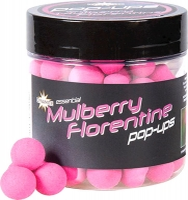 Бойлы плавающие DYNAMITE BAITS Mulberry Florentine - Fluro Pop-Up 10mm