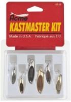 Набор блесен кастмастеров ACME KASTMASTER KT-15 (6 шт.)