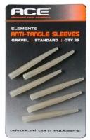 Набор рукавов противозакручивателей  ACE ANTI-TANGLE SLEEVES Standard - Gravel