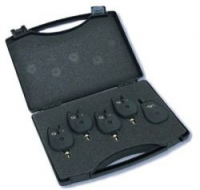 Набор сигнализаторов поклевки Carp Spirit Coffret centrale XCR + 4 indicateurs XT