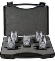 Набор сигнализаторов поклевки PROLOGIC Senzora 13 Bite Alarm Kit 4+1