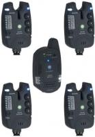 Набор сигнализаторов поклевки SAENGER ANACONDA Nighthawk GSX-R6 4+1