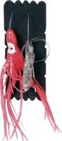 Оснастка для морской рыбалки SAENGER AQUANTIC Flashlight Octopus Rig 0.70cm - 12/0