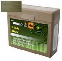 Поводковый материал PROLOGIC Link Rex 15m 50lbs /Camo Silt