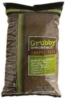 Прикормка DYNAMITE BAITS Grubby Groundbait Carpet Feed, 2 kg