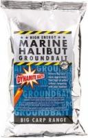 Прикормка DYNAMITE BAITS Marine Halibut Groundbait, 1kg