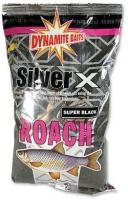 Прикормка DYNAMITE BAITS Silver X Roach - Super Black