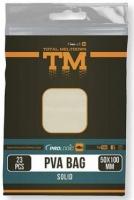 ПВА пакеты PROLOGIC PVA Solid Bullet Bag W/Tape 15pcs 40x100mm
