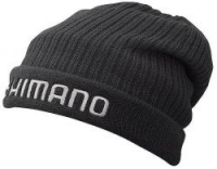 Шапка SHIMANO BREATH HYPER+ Fleece Knit Watch Cap, black
