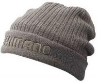 Шапка SHIMANO BREATH HYPER+ Fleece Knit Watch Cap, charcoal