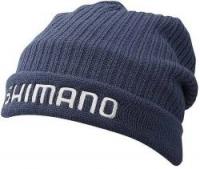 Шапка SHIMANO BREATH HYPER+ Fleece Knit Watch Cap, indigo