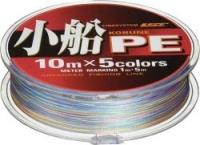 Шнур LineSystem KOBUNE PE X4 150m #2.0 24.2lb/10.98kg Multicolor