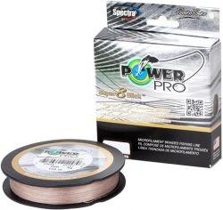 Шнур POWER PRO Super 8 Slick Timber Brown 135m 0.15mm 10kg/22lb